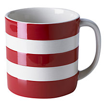Buy Cornishware Mug, 0.34L Online at johnlewis.com