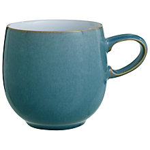 Buy Denby Azure Small Curve Mug Online at johnlewis.com