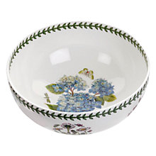 Buy Portmeirion Botanic Garden Hydrangea  Soup/ Cereal Bowl Online at johnlewis.com