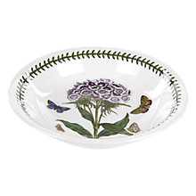 Buy Portmeirion Botanic Garden Pansy Pasta Bowl, Dia.20cm, Seconds Online at johnlewis.com