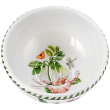 Buy Portmeirion Botanic Garden Arborea Salad Bowl, Dia.14cm, Seconds Online at johnlewis.com