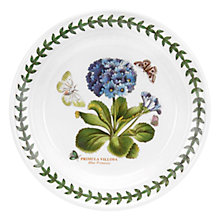 Buy Portmeirion Botanic Garden Primula Plate, Dia.15cm, Seconds Online at johnlewis.com
