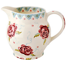 Buy Emma Bridgewater Rose & Bee Jug, 0.9L Online at johnlewis.com