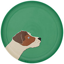 Buy Joules Dog Side Plate Online at johnlewis.com