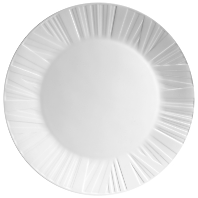 Vera Wang Organza Dinner Plate