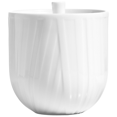 Vera Wang Organza Covered Sugar Bowl