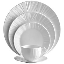 Buy Vera Wang Organza 5 Piece Place Setting Online at johnlewis.com