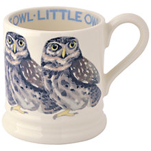 Buy Emma Bridgewater Little Owl Mug, 0.3L Online at johnlewis.com