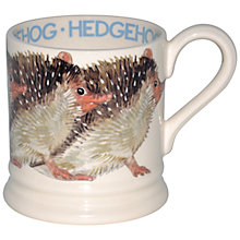 Buy Emma Bridgewater Hedgehog Mug, 0.3L Online at johnlewis.com