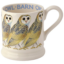 Buy Emma Bridgewater Barn Owl Mug, 0.3L Online at johnlewis.com