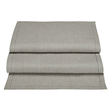Buy Jigsaw Linen Table Runner Online at johnlewis.com