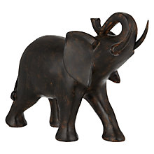 Buy Libra Elephant Sculpture, Small Online at johnlewis.com