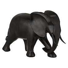 Buy Libra Elephant Sculpture, Large Online at johnlewis.com
