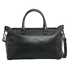 Buy Mango Large Tote Bag, Black Online at johnlewis.com