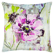 Buy John Lewis Poppy Cushion Online at johnlewis.com