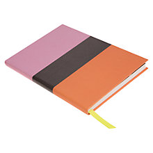 Buy Caroline Gardner Chroma Large Notebook Online at johnlewis.com