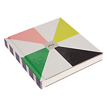 Buy Caroline Gardner Chroma Flip Notebook Online at johnlewis.com