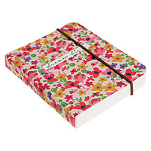 Buy Caroline Gardner Ditsy Chunky Notebook Online at johnlewis.com