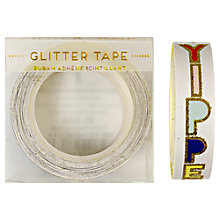 Buy Meri Meri Yippee Glitter Tape Online at johnlewis.com