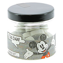Buy Mickey Mouse Tub of Erasers Online at johnlewis.com