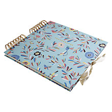Buy Art File Square Summer Breeze Photo Album Online at johnlewis.com