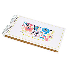 Buy Art File Summer Breeze Scrap Book Online at johnlewis.com