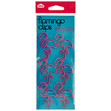 Buy Natural Products Flamingo Clips, Pack of 6 Online at johnlewis.com
