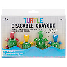 Buy Natural Products Turtle Erasable Crayons Online at johnlewis.com