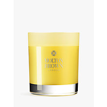 Buy Molton Brown Orange and Bergamot Candle Online at johnlewis.com