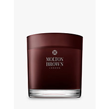 Buy Molton Brown Black Peppercorn Three Wick Candle, 500g Online at johnlewis.com