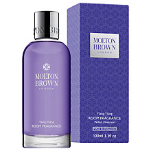 Buy Molton Brown Ylang Ylang Room Fragrance, 100ml Online at johnlewis.com