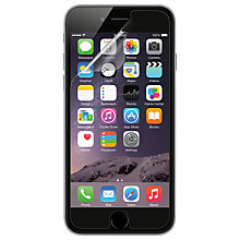 Buy Belkin TrueClear Transparent Screen Protector, 3 Pack, for iPhone 6 Online at johnlewis.com