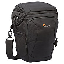 Buy Lowepro Toploader Pro 70 AW II Multiway Bag for DSLR Cameras, Black Online at johnlewis.com