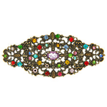 Buy Eclectica Vintage 1930s Filigree Brooch, Multi Online at johnlewis.com
