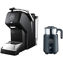 Buy Lavazza A Modo Mio Éspria LM3100-U Espresso Machine with Milk Frother by AEG Online at johnlewis.com