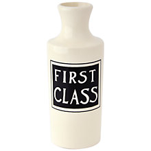 Buy Emma Bridgewater Black Toast Ink Vase Online at johnlewis.com