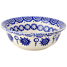 Buy Emma Bridgewater Blue Hen & Border Cereal Bowl Online at johnlewis.com