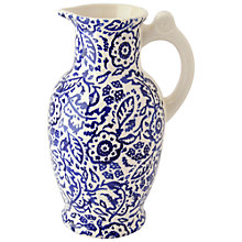 Buy Emma Bridgewater Blue Wallpaper Porter Vase Online at johnlewis.com