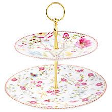 Buy PiP Studio Chinese Garden Cake Stand, 2 Tier Online at johnlewis.com