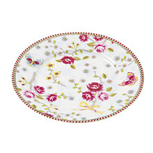 Buy PiP Studio Chinese Garden Cake Plate, Dia.17cm Online at johnlewis.com