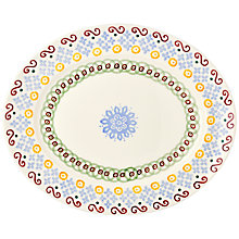 Buy Emma Bridgewater Polka Dot Medium Platter Online at johnlewis.com