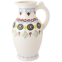 Buy Emma Bridgewater Polka Dot Porter Vase Online at johnlewis.com