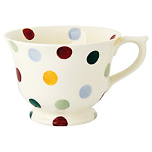 Buy Emma Bridgewater Polka Dot Large Breakfast Cup Online at johnlewis.com