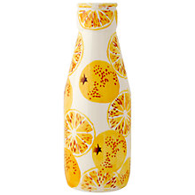 Buy Emma Bridgewater Marmalade Large Milk Bottle Vase Online at johnlewis.com