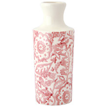 Buy Emma Bridgewater Pink Wallpaper Ink Vase Online at johnlewis.com