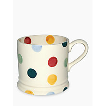Buy Emma Bridgewater Polka Dot Baby Mug Online at johnlewis.com