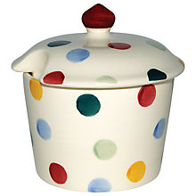 Buy Emma Bridgewater Polka Dot Sugar Bowl Online at johnlewis.com
