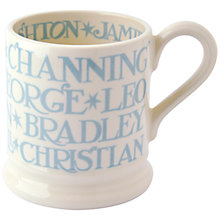 Buy Emma Bridgewater Pale Blue Toast Mug, 0.3L Online at johnlewis.com
