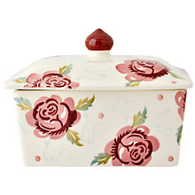Buy Emma Bridgewater Rose & Bee Butter Dish Online at johnlewis.com