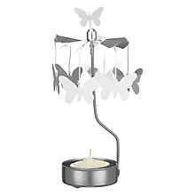 Buy Pluto Butterfly Chime Candle Holder Online at johnlewis.com